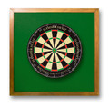 Backboard-Green (Dartboard NOT Included)