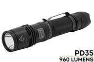 Fenix PD35 LED Flashlight - 960 Lumens