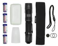 Fenix PD35 LED Flashlight Package Deal