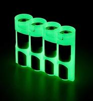 StorAcell SlimLine AA | AA Battery Case (Moonshine)