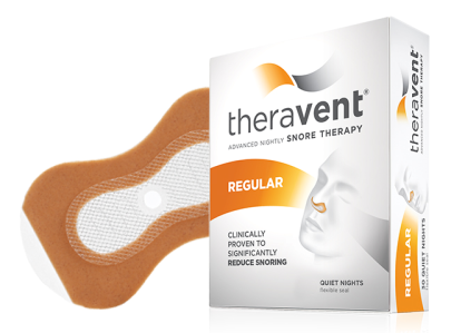 theravent snoring therapy regular