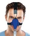 SleepWeaver Advance Soft Cloth Nasal CPAP Mask & Headgear