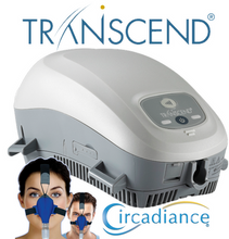 Transcend Travel CPAP Fixed Pressure Starter Kit