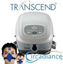 Transcend Travel CPAP Auto Starter Kit