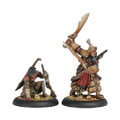Idrian Skirmisher Chieftain & Guide