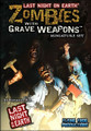 Last Night On Earth: Zombies Grave Weapons Minis