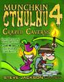 Munchkin Cthulhu: 4 Crazed Caverns
