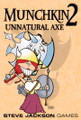 Munchkin 2 Unnatural Axe Revised