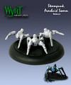 Arachnid Swarm Steampunk Constructs