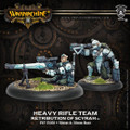 Wm Ret Heavy Rifle Team Weapon Crew