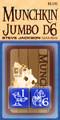 Munchkin 25Mmd6 Jumbo Blue Dice (2)