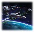 Swx Star Wars X-Wing Miniatures Game