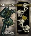Malifaux Freikorps Strongarm