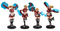 Dreadball: Cheerleaders