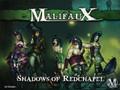 Malifaux Shadows Of Redchapel (Seamus Crew)