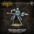 Wm: Convergence Steelsoul Protector Solo