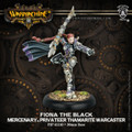 Fiona The Black Warcaster