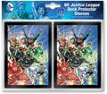 Dc Comics: Deck Building Sleeves Justice League
