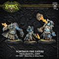 Hordes: Trollbloods Northkin Fire Eaters Unit