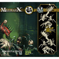 Malifaux: Outcasts Abominations (4)