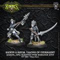 Hordes Legion Of Everblight Saeryn & Rhyas