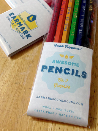 Pencil Mix Up 6 Pack