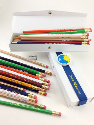 18 Pencil Boxed Gift Set