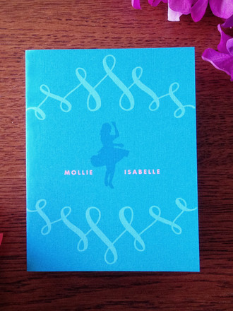 10 Mollie Personalized Notes