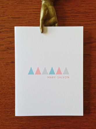 10 Teton Personalized Notes