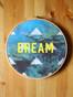Dream Fabric Hoop Art