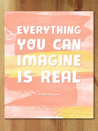 Picasso inspired art print #earmarksocialgoods #wallart #picasso