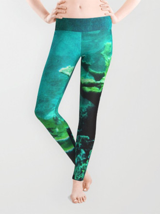 Women's Mermaid Leggings