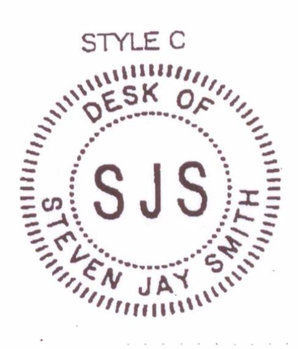 Style #C - Desk of
