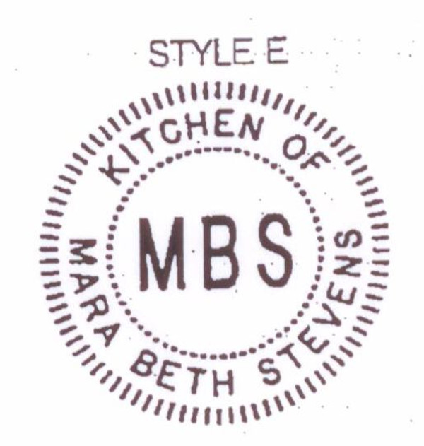 Style #E - Kitchen of