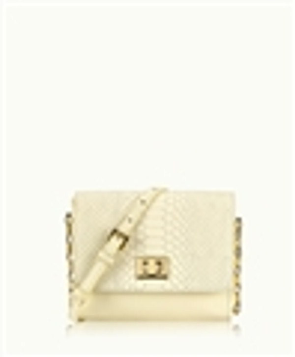 Beach Party Luxe Cocktail Party Cross Body Phone Bag - Caribbean Sand