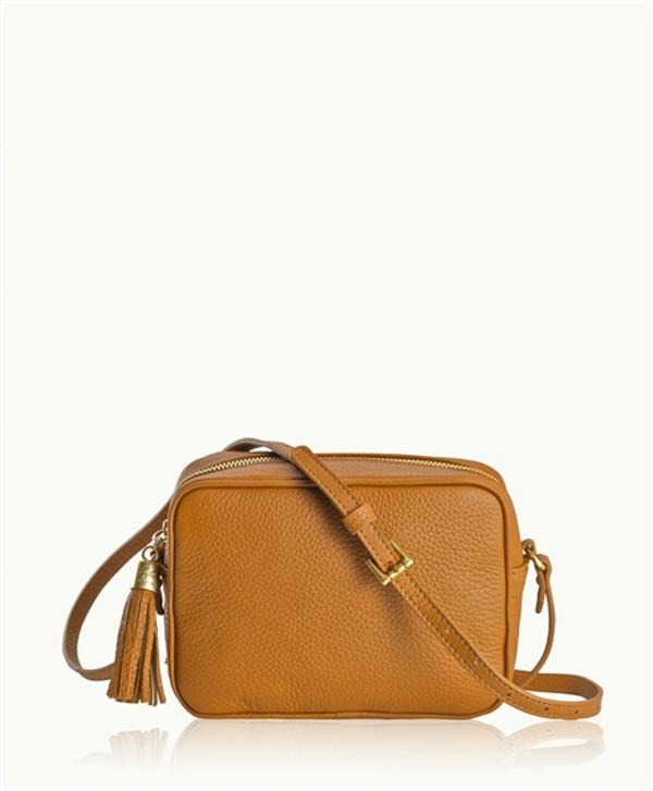 Day to Night Bag Saddle Tan