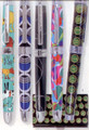 Assorted ACME Roller Ball Pens