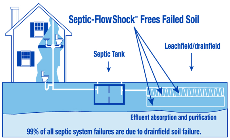 Septic tank treatment guide maintenence for septic tanks for Septic tank basics