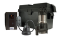 Ion 35ACi+ Sump Pump Battery Backup System