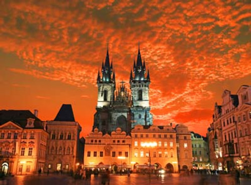 Prague Czech Republic TEFL Class