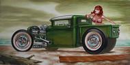 Weesner Emerald Tide Signed Poster Image