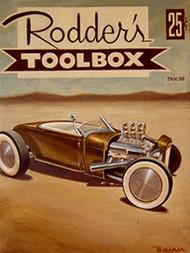 Weesner Rodders Toolbox Signed Art Print Image