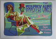 Almera Ghastly Ones Silkscreen Concert Poster Image