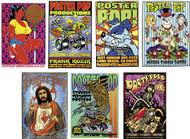 Poster Pop Silkscreen  1st 8 PPOP Promotional Posters