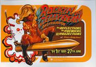Rockin JellyBean Bape Gallery Japan 2004 Art Show Silkscreen Poster Image