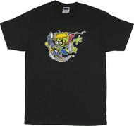 Pizz Skate Kid T Shirt