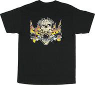 Pizz Hell Raiser T Shirt