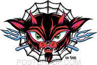 Forbes Evil Cat Sticker Image