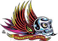 Forbes Homeward Bound Sticker Image