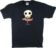 McPherson Sugar Skull Flower T Shirt